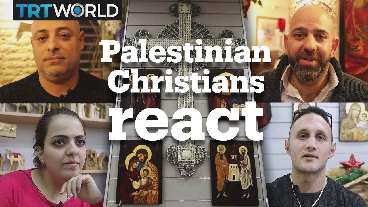 🇵🇸 Palestinian Christians ⛪ under Israeli occupation speak out