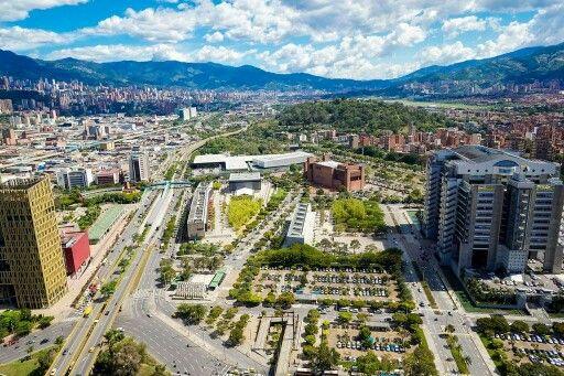 Medellín, la bella villa