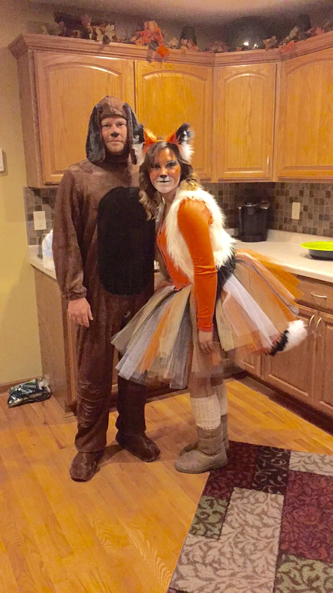 the fox and the hound halloween