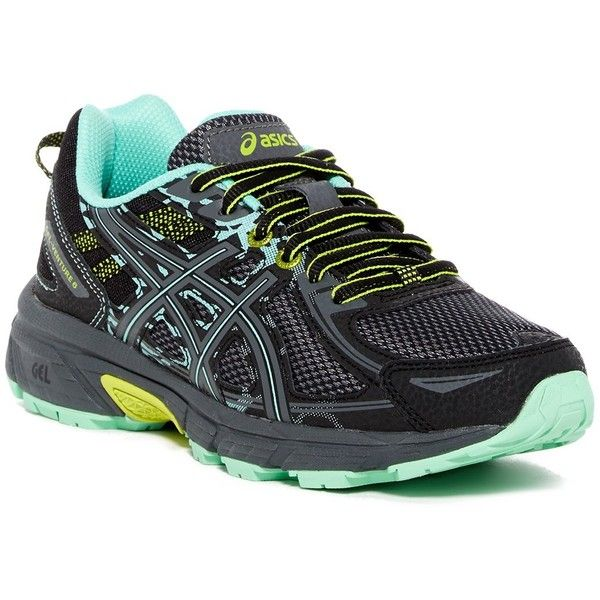 Asics Gel Venture 6 Running Shoe 50 Liked On Polyvore