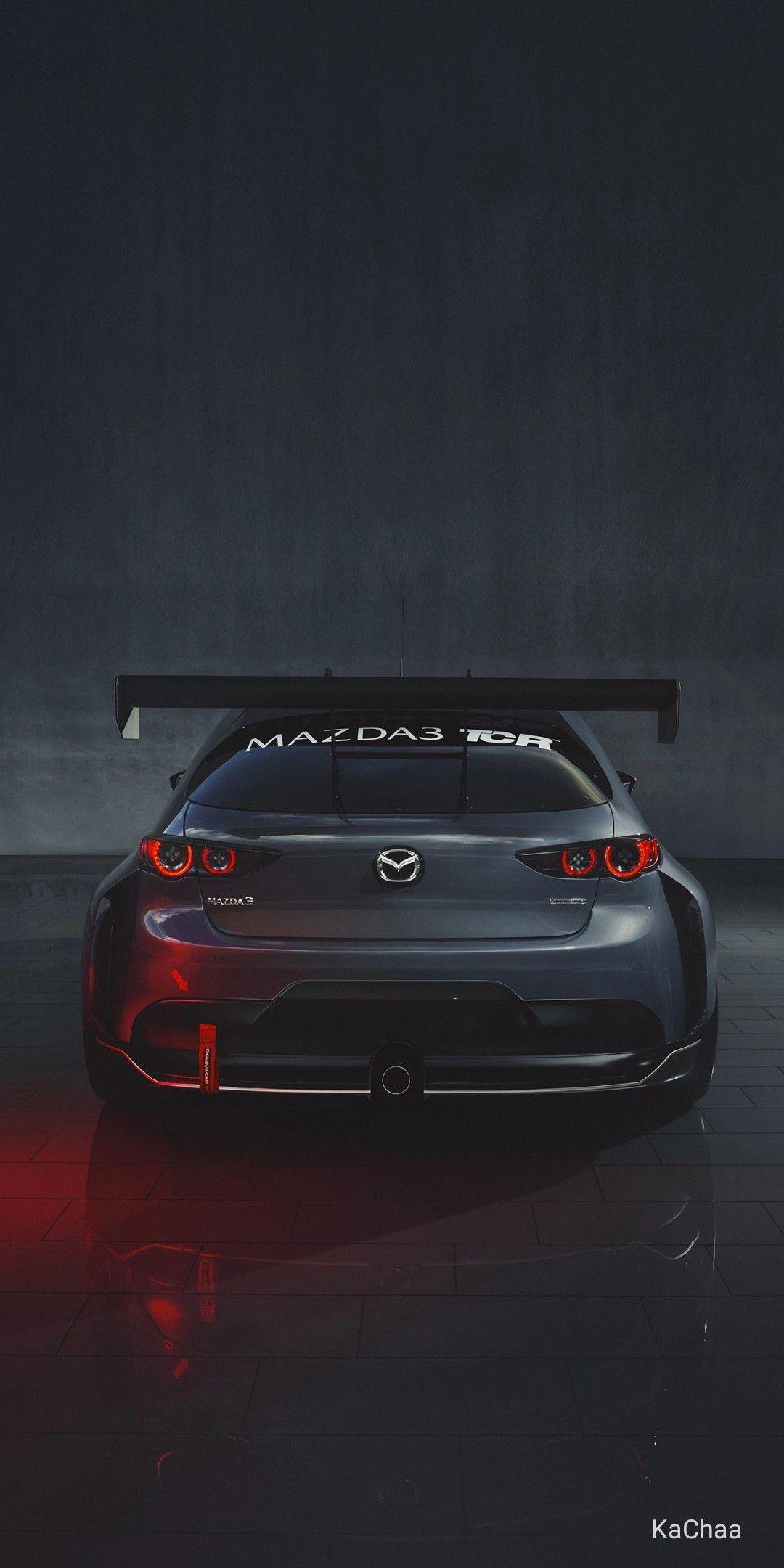 Mazda 3 Tcr Mazda Mazda 3 Hatchback Sports Car