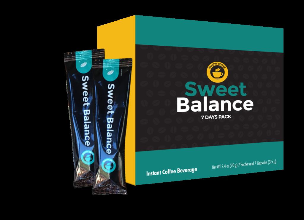 Sweet Balance Coffee 7 Days