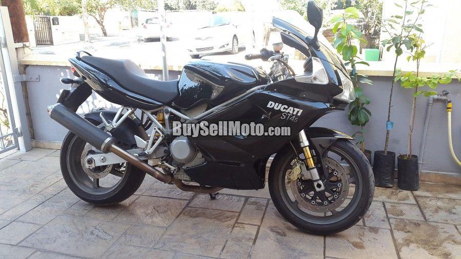 DUCATI ST4s, Sport touring, 6011000cc, 2004, WWW