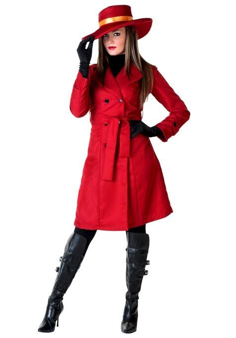 7fe9d8b27 Costume Ideas for Women  How to Cosplay as Carmen Sandiego