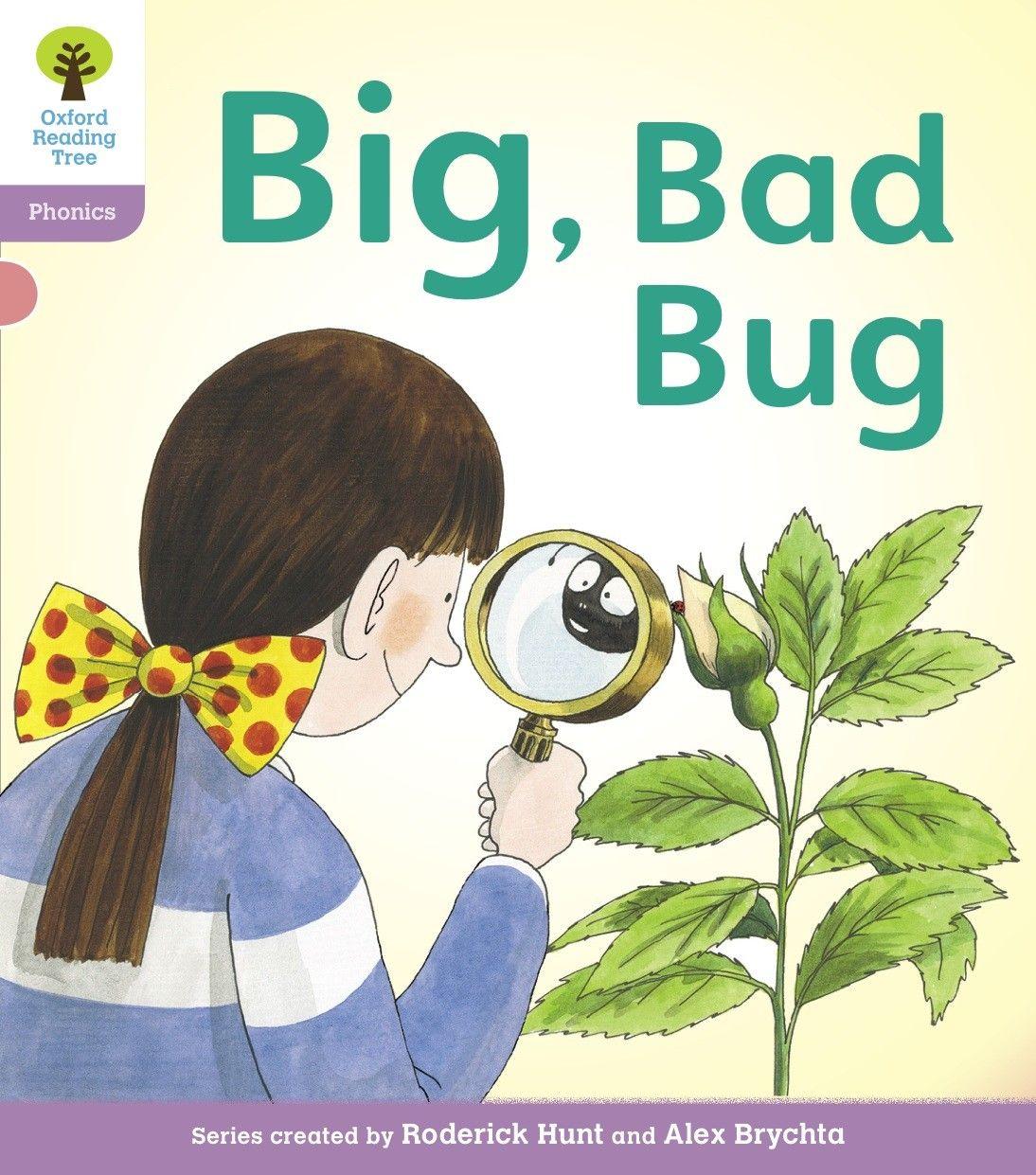 Big Bad Bug Oxford Reading Tree Reading Tree Phonics Reading [ 1241 x 1094 Pixel ]