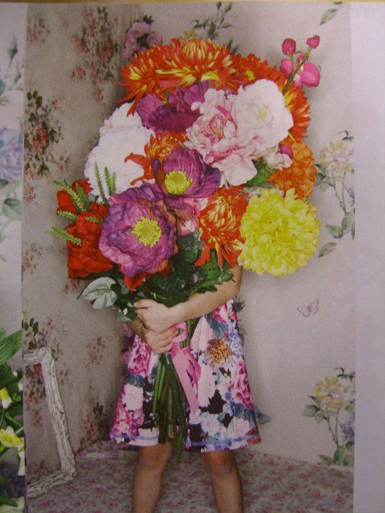 ❀ Flower Maiden Fantasy ❀ beautiful photography of women and ...