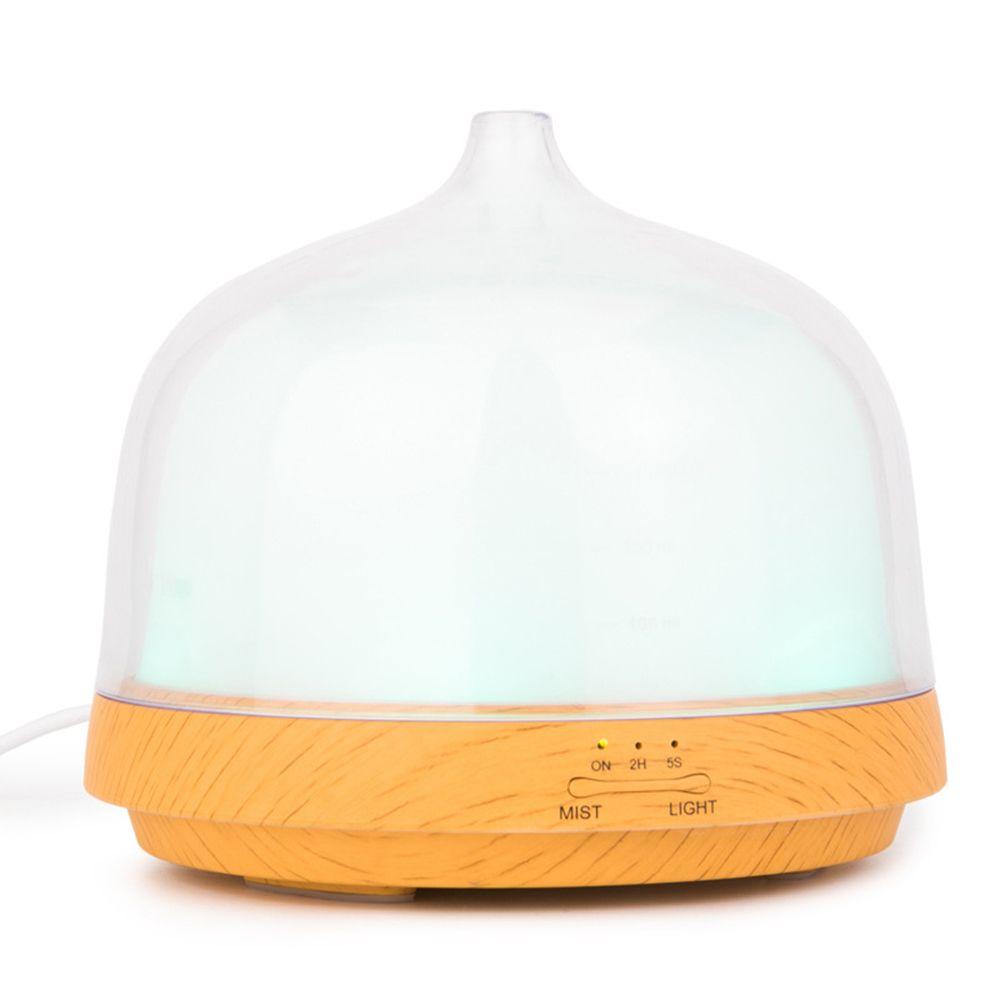Ultrasonic Humidifier Aromatherapy Ionizer Anion Atomizer 200ml