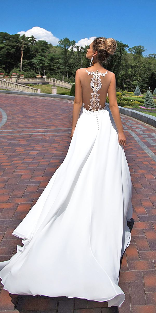 36 Totally Unique Fashion Forward Wedding Dresses | Unique fashion ...
