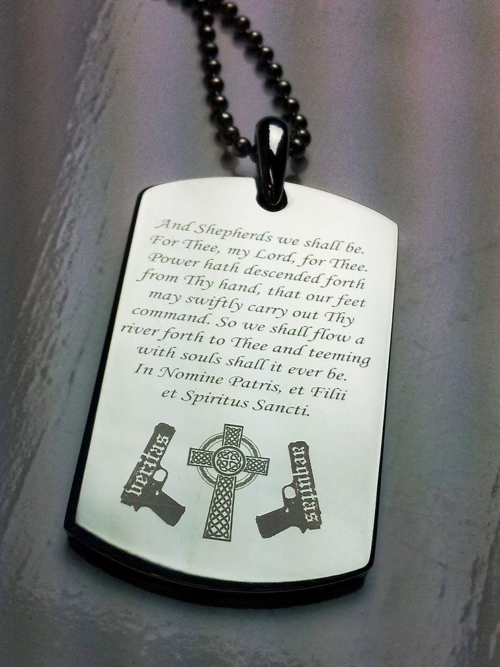 boondock saints family prayer
