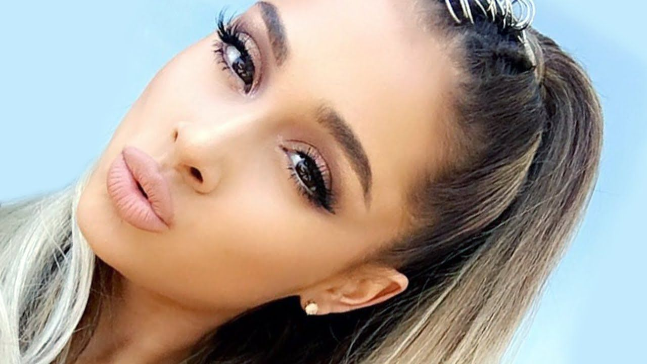 Pin by jessie on my perfect makeup collection pinterest ariana grande makeup tutorial character makeup perfect makeup makeup tutorials makeup ideas makeup collection snapchat concert selfie baditri Choice Image