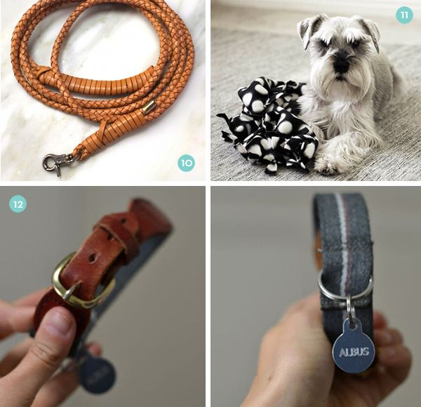 12 Fun And Easy Diy Pet Accessories Toys Leashes