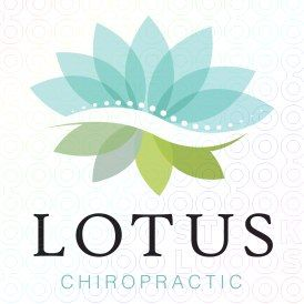lotus chiropractic logo 30 logo pinterest lotus logos and rh pinterest com best chiropractic logos chiropractic logos for sale