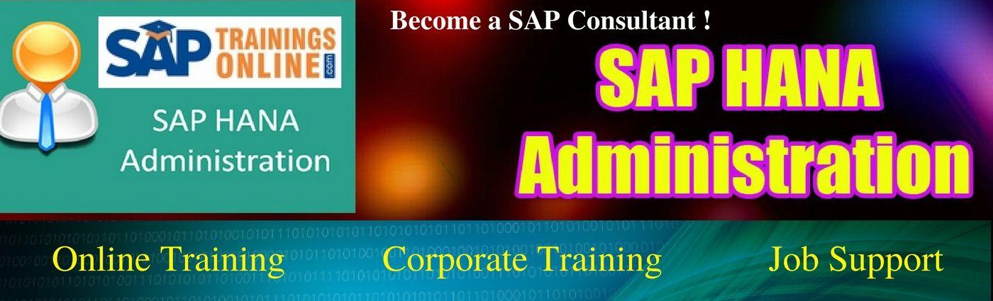 Know Why SAP HANA ADMIN System is Powerful | SAP Hana Admin Training