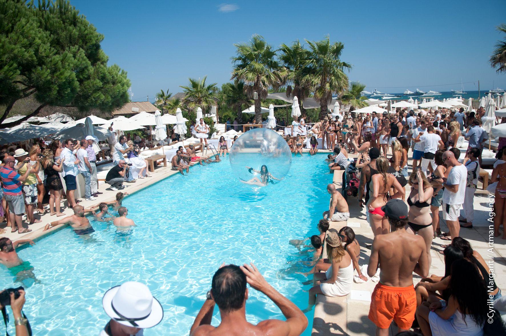 St Tropez Nikki Beach