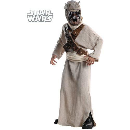 tusken raider star wars costume for kids