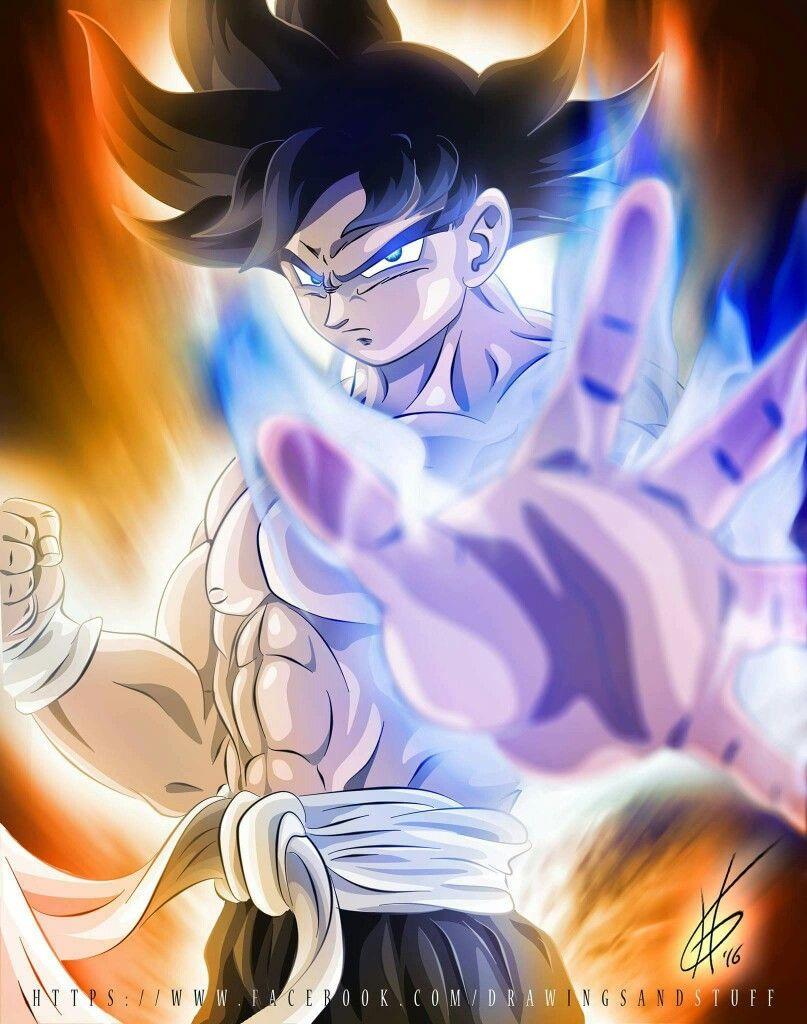 Poder oscuro de Goku