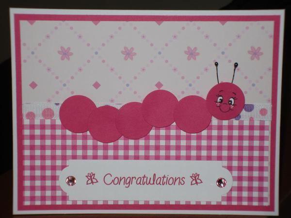 Card: Baby shower card