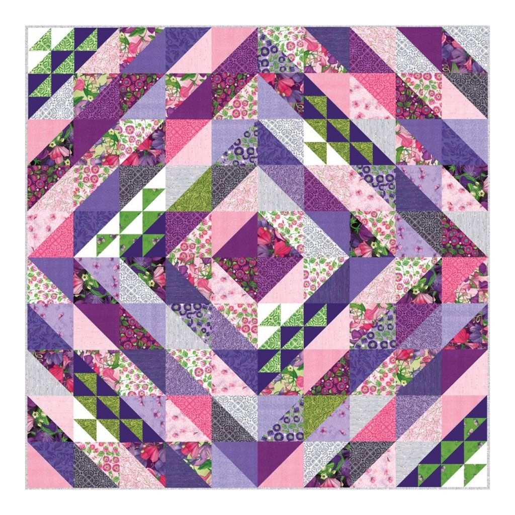 sweet pea lily jelly roll # 44