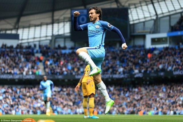 Hasil Pertandingan Liga Inggris Manchester City Vs Crystal Palace