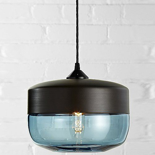 Wide Cylinder Pendant by Hennepin Made at Lumens.com