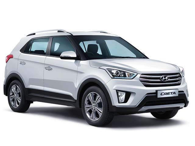 Hyundai Creta Silver 1 6 Sx Petrol At Hyundai Cars New Hyundai