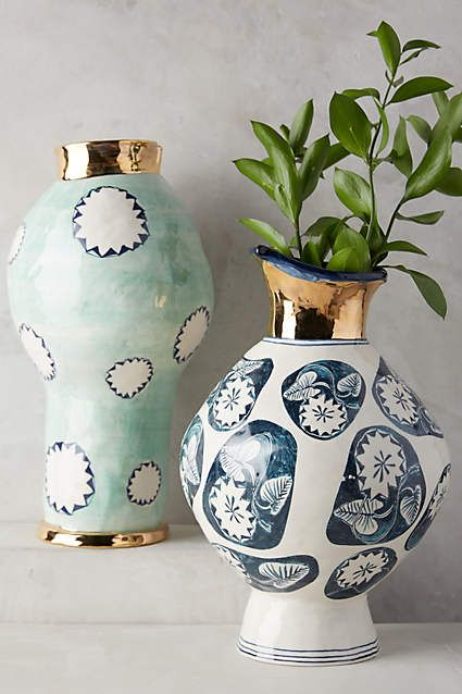 Dreambirds Vase - anthropologie.com #anthrofave