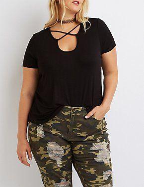 5fabc1da8cf Plus Size Tops   Shirts
