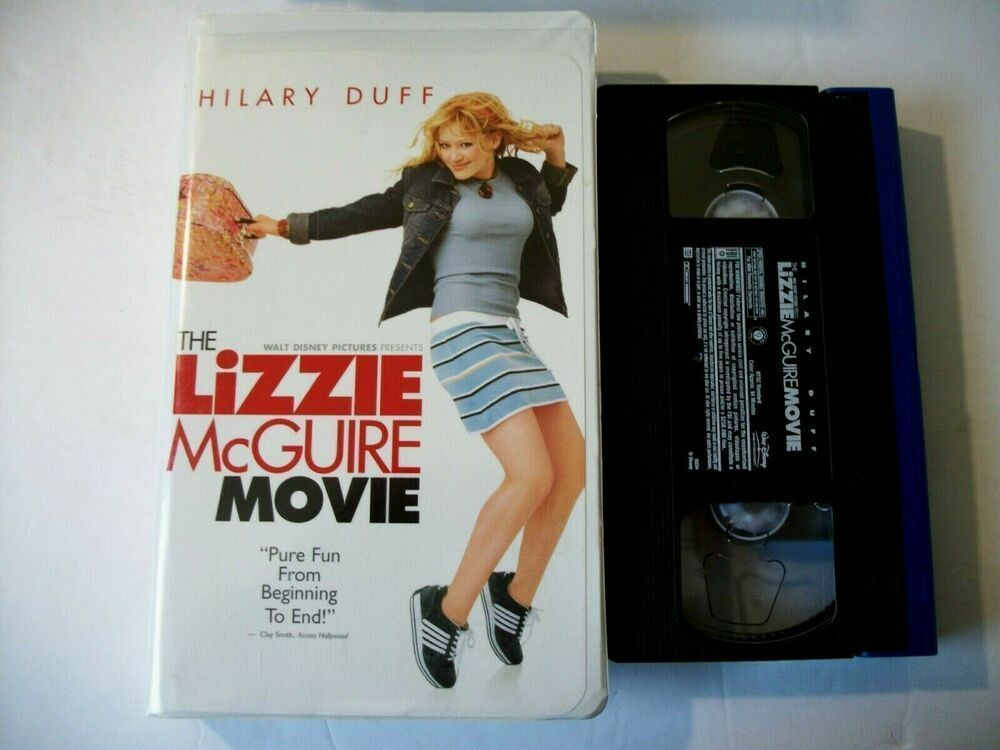 The Lizzie McGuire Movie (VHS, 2003) Clamshell Release #lizziemcguire The Lizzie McGuire Movie (VHS, 2003) Clamshell Release #lizziemcguire The Lizzie McGuire Movie (VHS, 2003) Clamshell Release #lizziemcguire The Lizzie McGuire Movie (VHS, 2003) Clamshell Release #lizziemcguire The Lizzie McGuire Movie (VHS, 2003) Clamshell Release #lizziemcguire The Lizzie McGuire Movie (VHS, 2003) Clamshell Release #lizziemcguire The Lizzie McGuire Movie (VHS, 2003) Clamshell Release #lizziemcguire The Lizzie #lizziemcguire