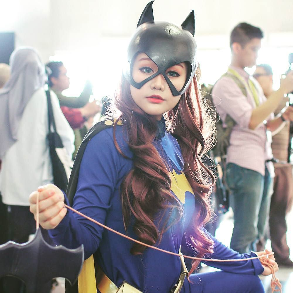 #ICC #IndonesiaComicCon #GwiCosplay #gwicosmo #cosplay #cosplayer #cosu #cosplayindonesia #costumeplay #games #anime #manga #japanese #coser #popculture