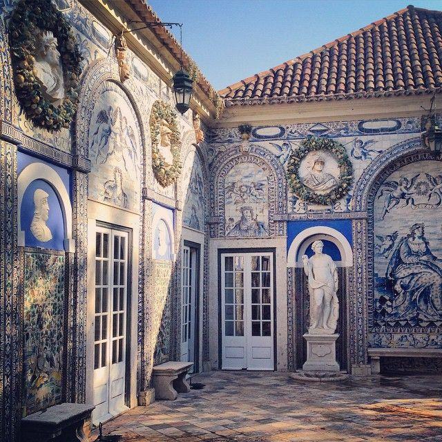 Palácio dos Marqueses de Fronteira e AlornaThe Cabana Magazine