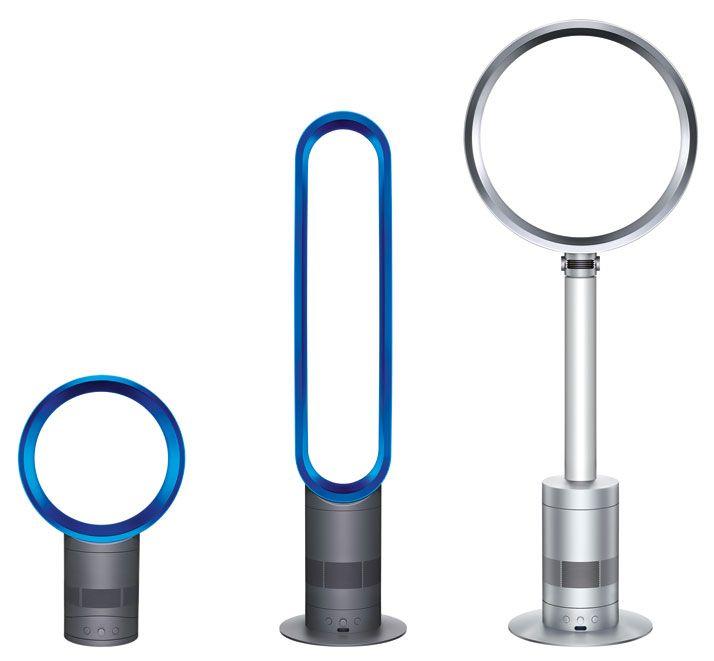 Dyson Air Multiplier Fan   Product Design   Gadget magazine