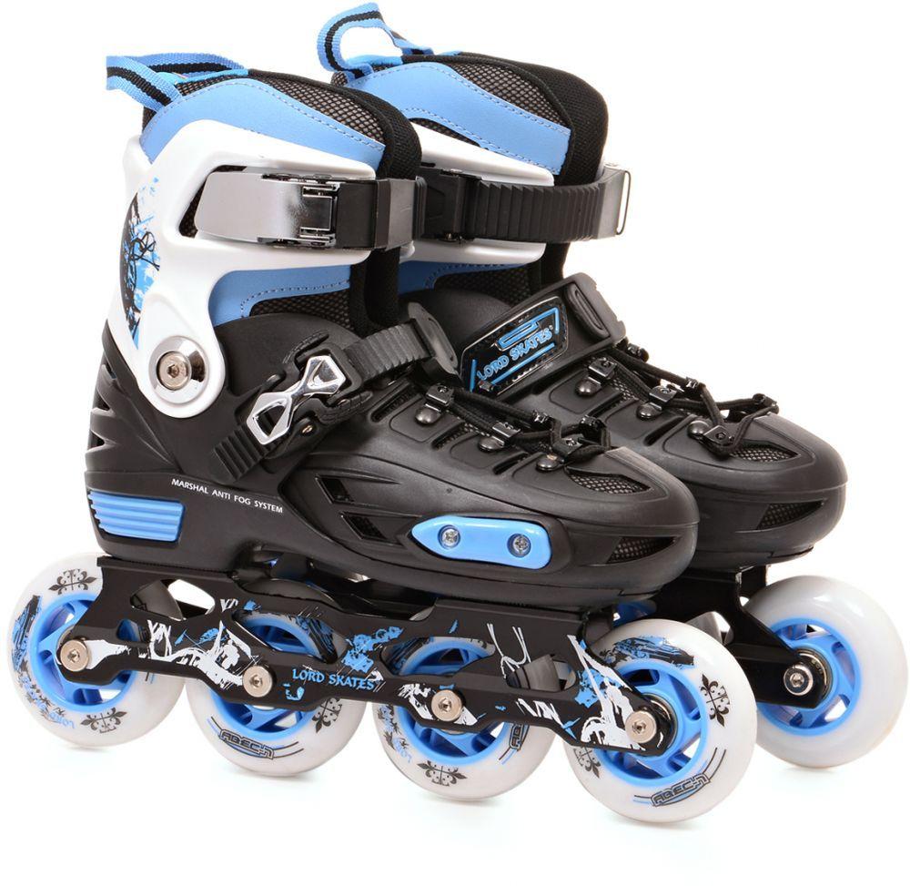 Lord Inline Roller Skates, Blue Roller skates, Hiking