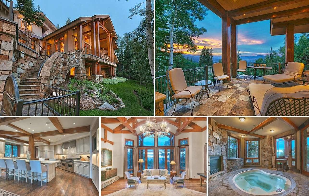 Another one of our magnificent listings in Crested Eagle Featured on Dupont Registry! ---------------------- This home has the best combination of floor plan, overall detail, fine stone, marble and handcrafted wood finishes with the ultimate location! Call us at 435-640-7441 for a private showing!