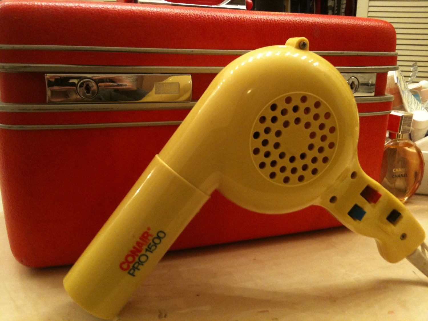 Vintage Conair I Learned To Dry My Hair With One Of These