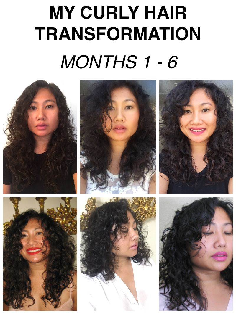 What One Year Of Embracing My Naturally Curly Asian Hair Has Taught Me Rosie Chuong Curly Asian Hair Asian Hair Curly Hair Styles