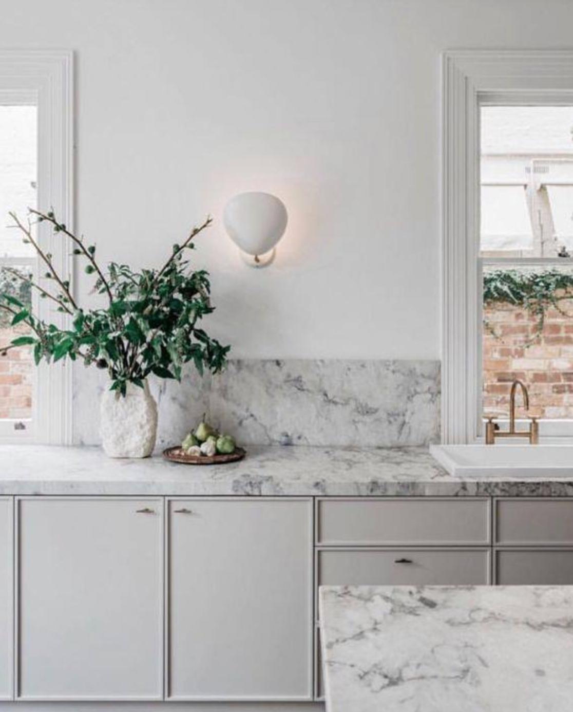 Thin Railed Shaker Cabinet Kitchen Interior Best Kitchen Designs Interior