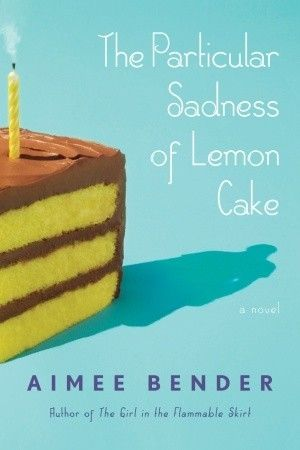 Just as great the second time: The Particular Sadness of Lemon Cake