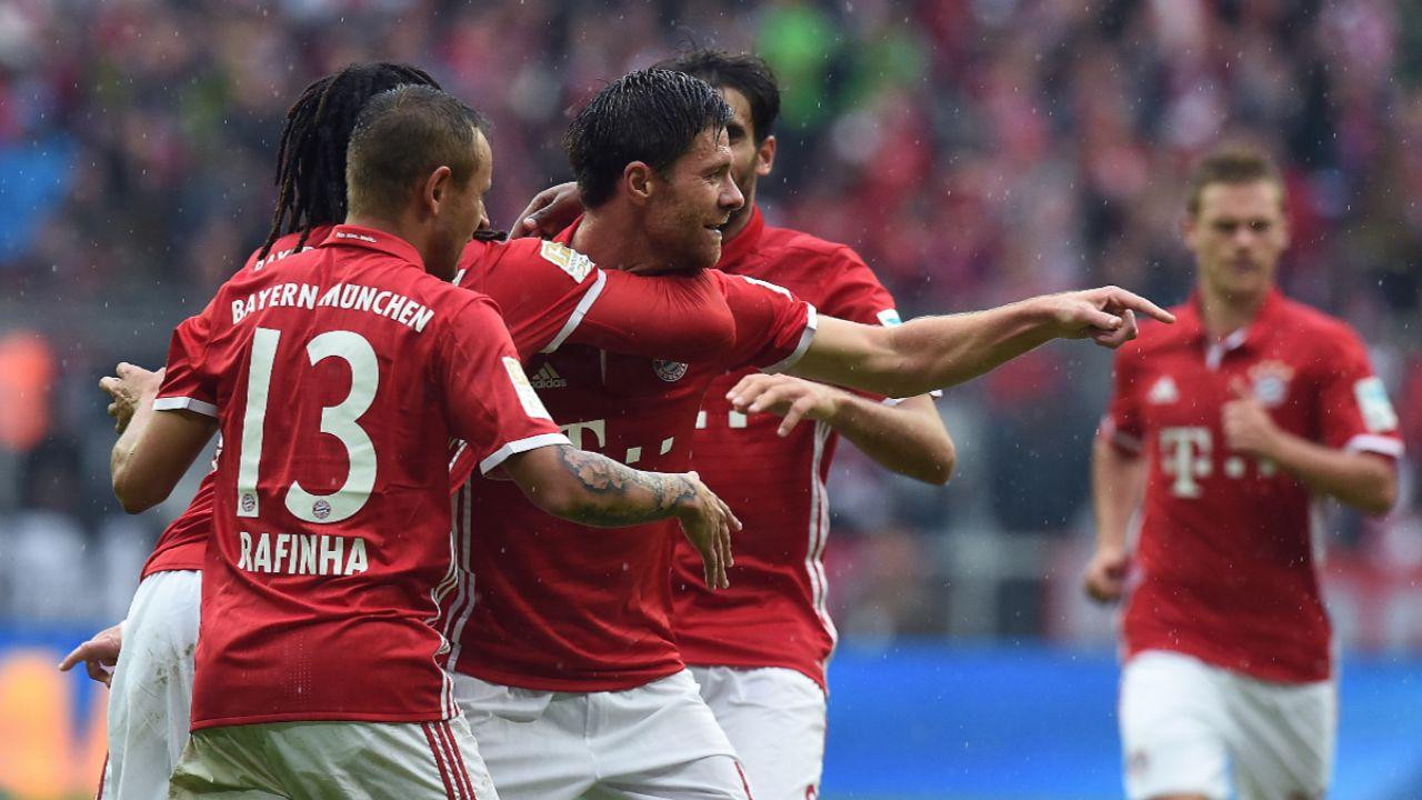 @Bayern #Alonso #9ine