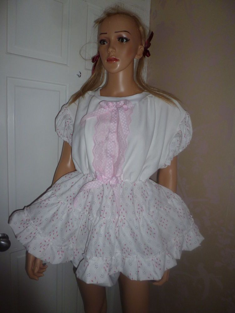 matching Adult panties with dress