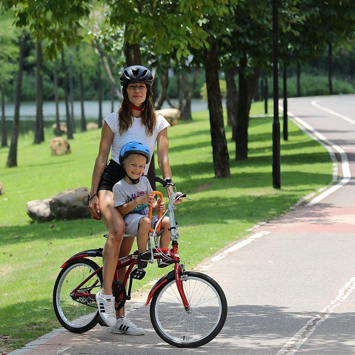 Folding Bike Child Trailer