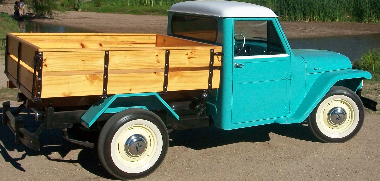Rastrojero diesel 1964 restaurado a original muy buen for Furgonetas en cordoba