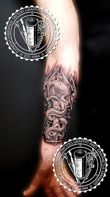 Pin von Alexmuia auf Tattoos   Graues tattoo, Schwarze und