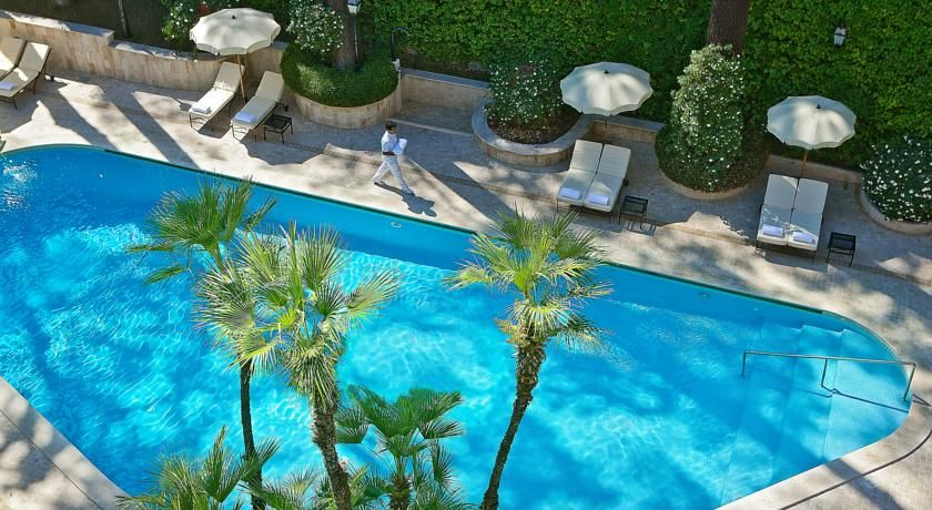 Booking Com Aldrovandi Villa Borghese The Leading Hotels Of The World Rome Italy 815 Guest Reviews Book You Italy Hotels Rome City Guide Rome Hotels
