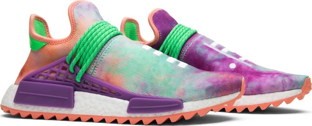 newest be3a1 8c8b5 Pharrell x NMD Human Race Trail 'Holi Festival' | Sneakers ...