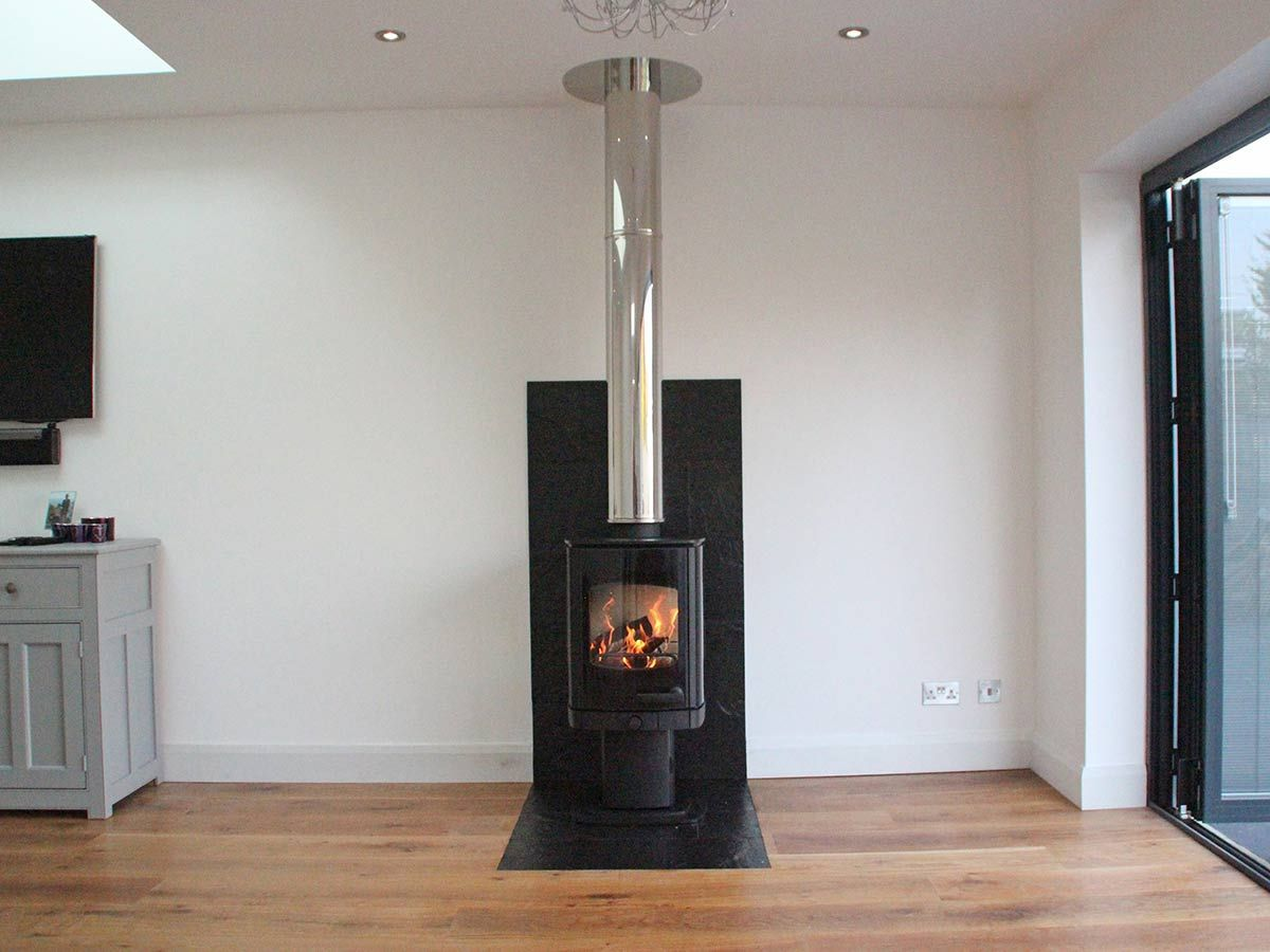 3 Sided Glass Stove Freestandingfireplacewoodburninghome Glass Sided Stove Wood Stove Heat Shield Freestanding Fireplace Wood Burning Stove