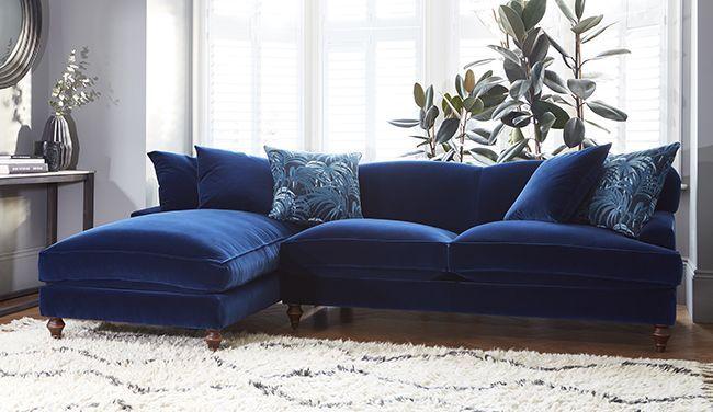 Samt Sofa   Wohndesign   Wohnzimmer Ideen   BRABBU   Einrichtungsideen   Luxus  Möbel   Wohnideen   Www.brabbu.com