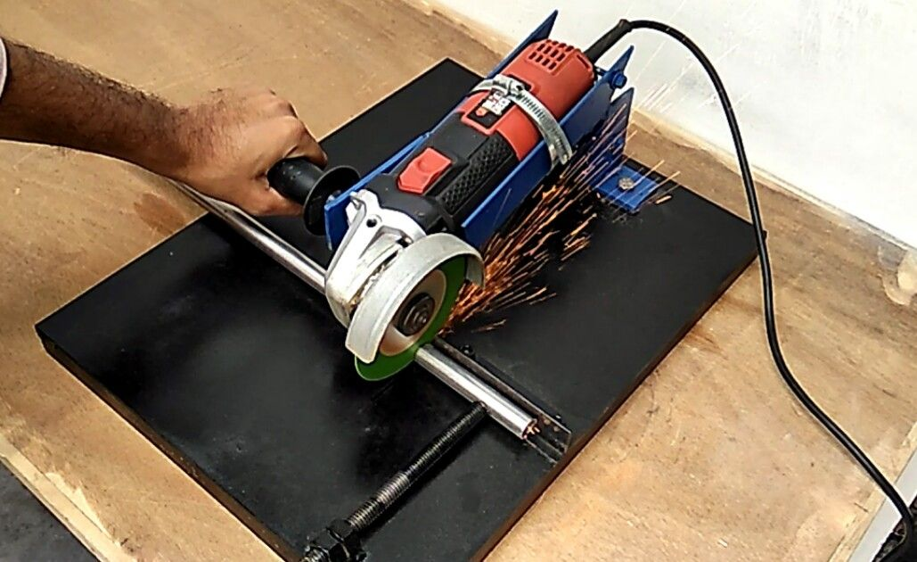 Pin By Mistry Maketool On Make Grinder Stand With Images