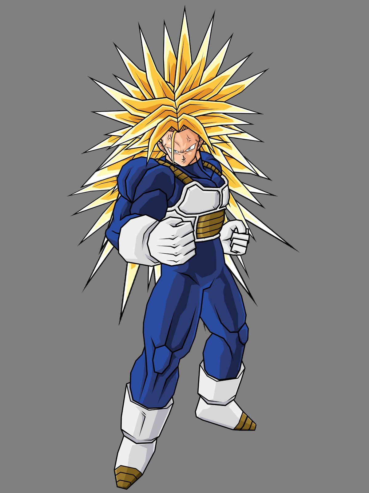 Super Trunks Ssj3 By Alessandelpho On Deviantart Dragon Ball Artwork Anime Dragon Ball Super Dragon Ball Art