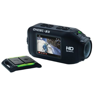 Drift Ghost S Camera Biker Bandit Box Camcorder Camera Digital