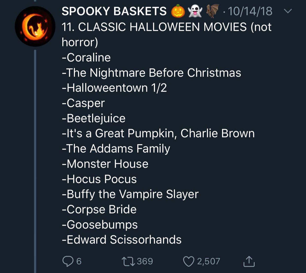 #spookybasket